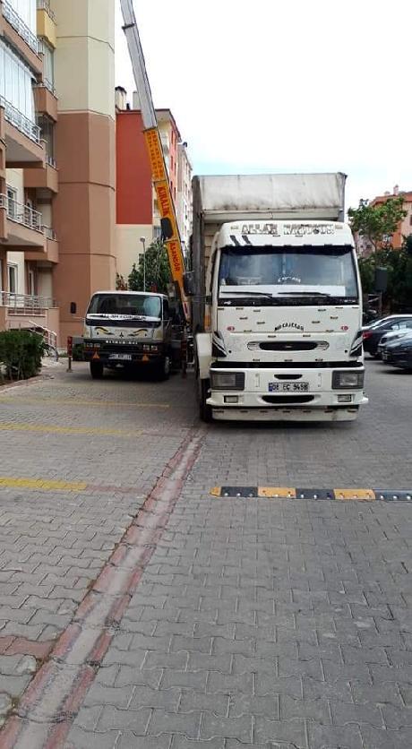 Abidinpaşa Ankara Evden Eve Nakliyat