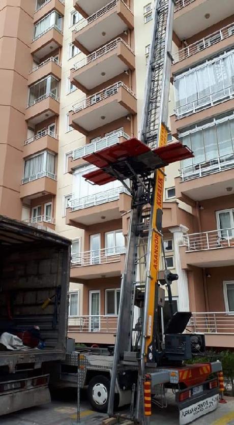 Siteler Ankara Evden Eve Nakliyat